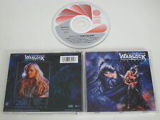 WARLOCK/TRIUMPH AND AGONY(VERTIGO 832 804-2) CD ALBUM