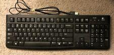 Logitech K120 (920-002478) Wired Keyboard