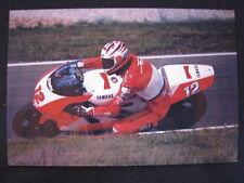 Photo Marlboro Yamaha YZR500 1997 #12 Jean Michel Bayle (FRA) Dutch TT Assen #1
