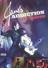 Jane's Addiction - Live Voodoo (DVD, 2010)
