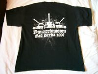 MARDUK – very rare old 2008 Panzerdivision Bad Berka T-Shirt!!! metal