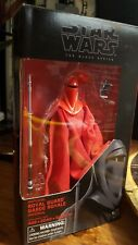Star Wars - Black Series (6 inch) - #38 IMPERIAL ROYAL GUARD - Hasbro - 2016