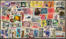 CZECHOSLOVAKIA 800 All Different Postage Stamps-Large & Small-New & Old