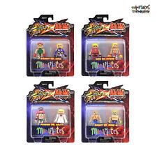 Street Fighter X Tekken Minimates Series 1 Complete Set