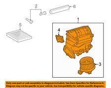 TOYOTA OEM 10-15 Prius HVAC-Blower Assembly 8713047140