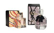 Miniature Loose set Paul Smith Exreme Yves Saint Laurent Mon Paris Women Perfume