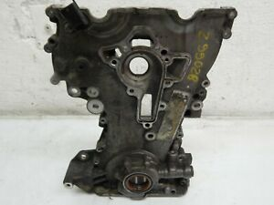 Opel Corsa C 1.0 12V Z10XE End Cover Control Unit Oil Pump 90570200 299028