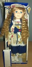 A PHILIPPE PORCELAIN DOLL (SALLY) FOR SALE AND IN EXCELLENT CONDITION.