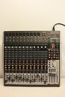 BEHRINGER XENYX X2442USB 24 CHANNEL MIXER WITH USB AUDIO INTERFACE 4/2 BUS MIXER