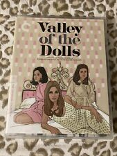 New listing Valley of the Dolls (Criterion Collection) (1967) Mint Condition With Booklet