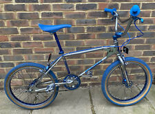 More details for raleigh burner pro burner bmx bike. retro bike. 1980s.