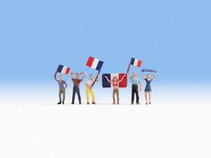 Noch 15974 French Fans H0 Modélisme