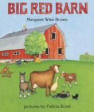 Big Red Barn by Brown, Margaret Wise