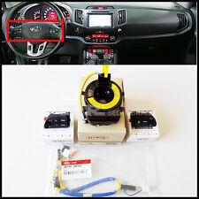 KIA 2011~2014+ Sportage Cruise, Remote  Control Switch ,Clock Spring 4EA=1SET