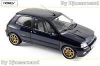 Renault Clio Williams de 1993 Blue NOREV - NO 185230 - Echelle 1/18