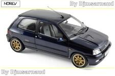 Renault Clio Williams de 1993 Blue NOREV - NO 185230 - Echelle 1/18