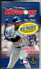 2001 WOTC MLB Showdown Two-Player Starter Set Ages 5+