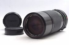 @ Ship in 24 Hrs! @ Portrait to Telephoto @ Canon New FD 70-150mm f4.5 Zoom Lens