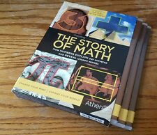 The Story Of Math (DVD, 3-Disc Set) Athena Marcus du Sautoy history documentary