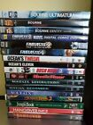 11 Various used/Like New DVDs. Available individually. You pick titles