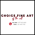 "Choice Fine Art ""Off The Wall"""