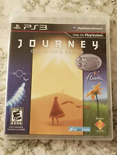 Journey: Collector's Edition (PlayStation 3 PS3) Complete in Box CIB