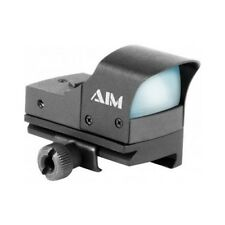 Punto Rosso Tactical 1X23MM regolatore d'intensità automatico - AIM Sports