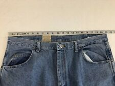 Men's WRANGLER PRO GEAR Relaxed Fit 5 Pocket Jeans Pants Size 40 x 30 NWT