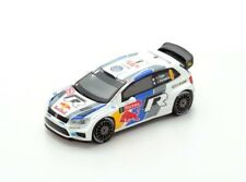 "VW Polo R WRC #8 Ogier-Ingrassia ""2nd Rally Monte Carlo"" 2013(Spark 1:87/87S137)"
