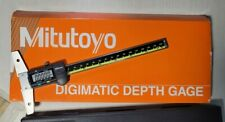 Mitutoyo 571 211 30 Absolute Digimatic Depth Gages Inchmetric 0 60 150mm