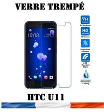 vitre protection verre trempé film protecteur écran pour HTC One  U11