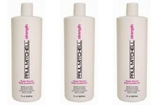 3 Paul Mitchell Super Strong Daily Conditioner Rebuilds & Protect 33.8oz Ea 299