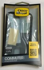 OtterBox Samsung Galaxy S5 Commuter Series Black Case With Screen Protection