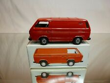 SCHABAK 1040 VW VOLKSWAGEN T3 TRANSPORTER SYNCRO  - RED 1:43 - EXCELLENT IN BOX