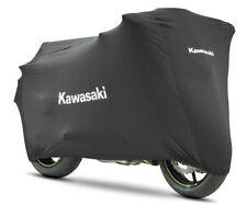 Kawasaki Housse de Moto Indoor Etendue Taille XXL