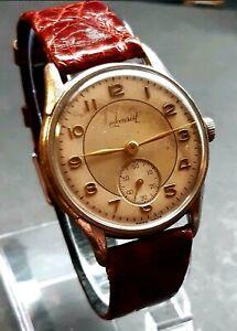 Accurist Wehrmachtswerk As 1130 Rarität Sammleruhr Vintage Dresswatch