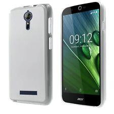 Coque Pour Acer Zest Plus (Z628) Semi Rigide Gel Extra Fine Mat/Brillant TPU Tra