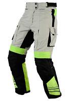 Motorcycle Motorbike Waterproof Cordura Textile CE armoured Trousers Pants