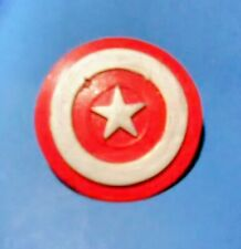 Mego Comic Action Heroes Captain America Shield Custom Replica Part Pocket