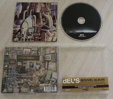 CD ALBUM  POCKET REVOLUTION - DEUS 12 TITRES 2005