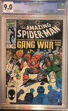 Amazing Spiderman #284 CGC 9.0