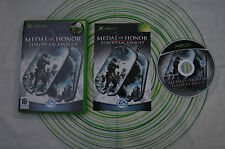 Medal of honor european assault XBOX pal