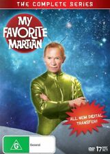 My Favorite Martian - Complete series %7c Seasons 1 + 2 + 3 %7c DVD Boxset Region 4