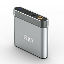 FiiO A1 Portable Headphone Amplifier & E06 Successor With 3 EQ + Bass Boost