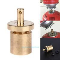 Gas Refill Adapter Cylinder Inflate Butane Canister for BBQ Outdoor Camping HOT