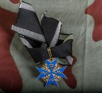 Croce Ordine Pour le Mérite decorazione tedesca, German WW1 merit award Blue Max