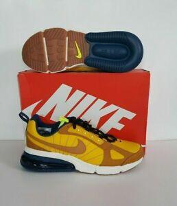 Nike Air Max 270 Futura SE Yellow Desert Men's Size 11 AV2151-700