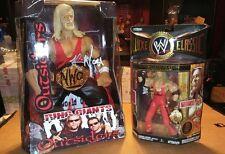 WWE Custom Kevin Nash Ring Giant elite classic deluxe basic hasbro wwf outsiders