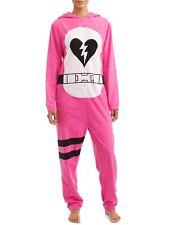 Fortnite Union Suit Cuddle Bear Team Leader Pajamas PJ Women's Adult L