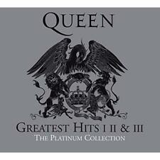 Greatest Hits I II & III: The Platinum Collection di Queen (CD, 2011, 3 Dischi, Universal Music)